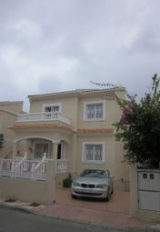 Thumbnail 3 bed town house for sale in La Marina, Alicante, Spain
