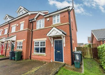 Thumbnail 3 bed town house for sale in Station Court, Thorne, Doncaster