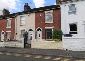 Thumbnail 2 bed terraced house for sale in Adams Street, Milton, Stoke-On-Trent