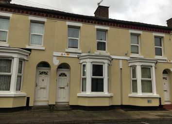 Thumbnail 3 bed terraced house for sale in Rossett Street, Anfield, Liverpool