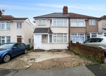 3 bed semi-detached house for sale in Ingleton Avenue, Welling, Kent DA16