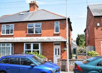Thumbnail 3 bed semi-detached house for sale in Kingsbridge Road, Newbury