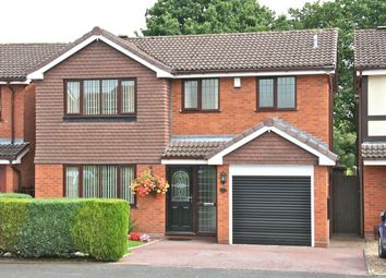 Thumbnail 4 bed property for sale in Cooke Drive, Telford