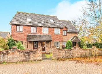 Thumbnail 3 bed terraced house for sale in Watkin Road, Hedge End, Southampton