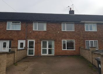 Thumbnail 3 bed terraced house for sale in 56 Cranmer Road, Newark, Nottinghamshire
