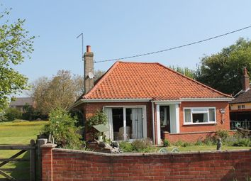 Thumbnail 2 bedroom detached bungalow for sale in Dickleburgh, Diss, Norfolk