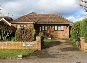 Thumbnail 3 bed bungalow for sale in Hazel Road, Ash Green