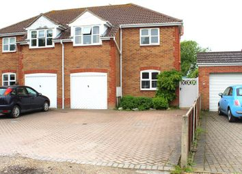 Thumbnail 3 bed semi-detached house for sale in Chapel Lane, Kirby Cross, Frinton-On-Sea