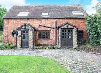 3 bed barn conversion for sale in Shawbury Lane, Shustoke, Warwickshire, West Midlands B46
