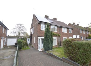 Thumbnail 3 bed semi-detached house for sale in Berners Drive, St.Albans