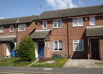 Thumbnail 2 bedroom end terrace house for sale in Gerard Street, Derby, Derbyshire