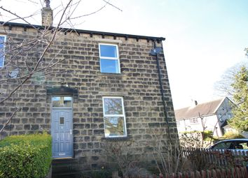 Thumbnail 2 bed end terrace house for sale in Lawn Road, Burley In Wharfedale, Ilkley