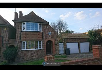 Thumbnail 3 bed detached house to rent in Christian Fields, London