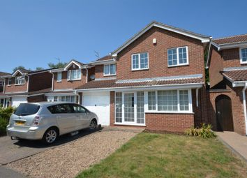 Thumbnail 4 bed detached house for sale in Bolingey Way, Hucknall, Nottingham