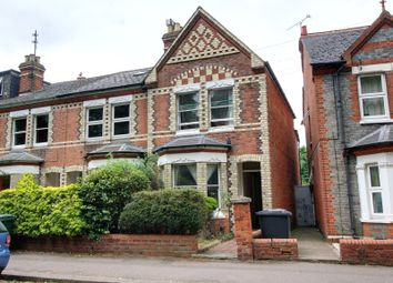 Thumbnail 3 bedroom end terrace house for sale in St. Bartholomews Road, Reading, Berkshire