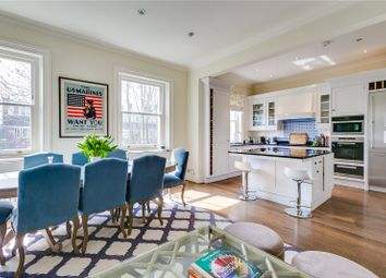 Thumbnail 3 bed flat for sale in Redcliffe Gardens, West Chelsea, London