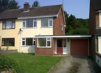 Thumbnail 3 bed semi-detached house to rent in 25, Rhoslan, Guilsfield, Welshpool, Powys
