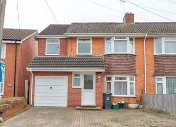 Thumbnail 5 bed semi-detached house for sale in Vera Street, Taunton