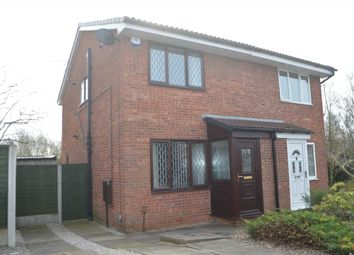 Thumbnail 2 bed semi-detached house for sale in Draperfield, Eaves Green, Chorley