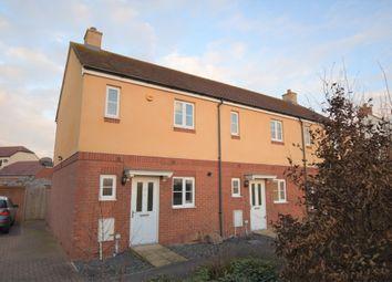 Thumbnail 2 bed terraced house to rent in Damara Way, Bridgefield, Ashford