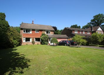 Thumbnail 4 bed detached house to rent in Mill Lane, Felbridge, East Grinstead