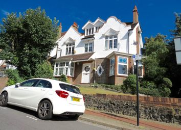 Thumbnail 3 bed flat for sale in Rodway Road, London