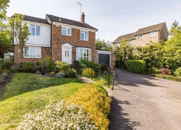Thumbnail 4 bed detached house for sale in Stansted Close, Rowland's Castle