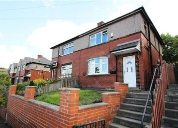 Thumbnail 3 bed semi-detached house for sale in Backhold Drive, Siddal, Halifax