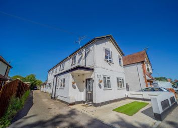 Thumbnail 1 bed flat for sale in Woodham Lane, New Haw, Addlestone