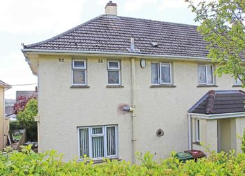 Thumbnail 3 bed semi-detached house to rent in Roberts Road, Plymouth
