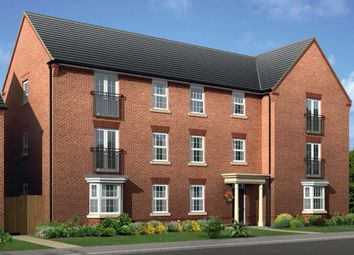 "Thumbnail 2 bed flat for sale in ""Chichester"" at Mount Street, Barrowby Road, Grantham"