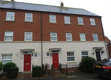 Thumbnail 4 bed terraced house to rent in Horseshoe Way, Hampton Vale, Peterborough, Cambridgeshire