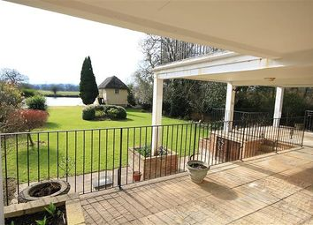 Thumbnail 4 bedroom detached house to rent in The Warren, Caversham, Reading