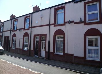Thumbnail 2 bedroom terraced house to rent in Dent Street, Hartlepool