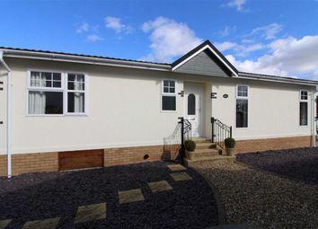 Thumbnail 2 bed mobile/park home for sale in Hollins Drive, Bridgnorth, Bridgnorth, Shropshire