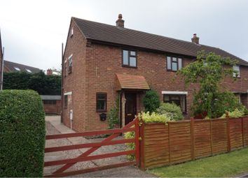 Thumbnail 3 bed semi-detached house for sale in Welbournes Lane, Newark