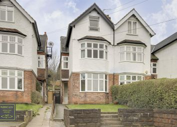 3 bed maisonette for sale in Lucknow Avenue, Mapperley Park, Nottinghamshire NG3