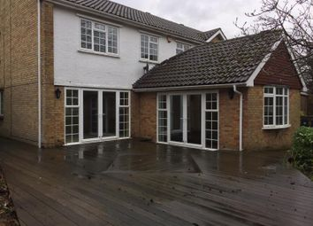 Thumbnail 6 bed detached house for sale in Jackmans Lane, St Johns, Woking, Surrey