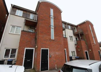 Thumbnail 2 bed flat for sale in Salisbury Street, Leek, Staffordshire