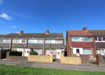 Thumbnail 3 bed end terrace house to rent in Butts Road, Southampton