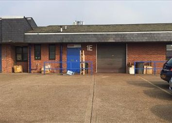 Thumbnail Light industrial to let in Unit 1E, Barking Business Centre, Thames Road, Barking, Essex