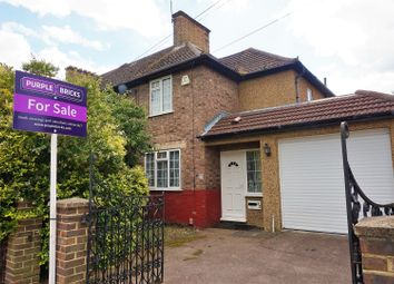 Thumbnail 2 bed semi-detached house for sale in Turner Avenue, Mitcham