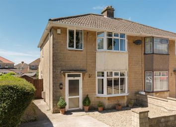 Thumbnail 3 bedroom semi-detached house for sale in Bloomfield Rise, Odd Down, Bath