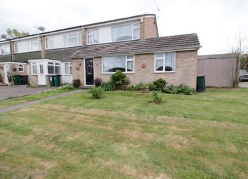 Thumbnail 3 bed property for sale in Dunsfold Close, Gossops Green, Crawley