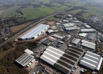 Thumbnail Light industrial to let in Unit O, Haydock Cross Industrial Estate, Kilbuck Lane, Haydock, Merseyside