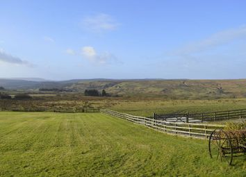 Thumbnail 6 bed farmhouse for sale in Top O Th Lane, Broadhead Road BL7. 2 Exclusive Homes, Private Land, Stables And Stunning Views