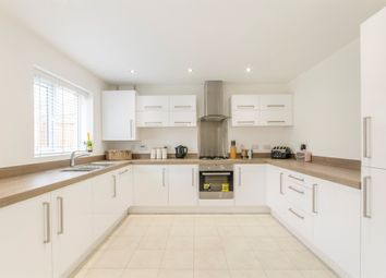 Thumbnail 4 bed detached house for sale in Amberwood Avenue, Castleford