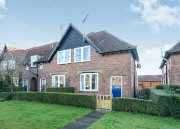 Thumbnail 2 bed end terrace house for sale in Chestnut Grove, New Earswick, York