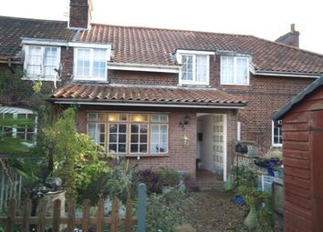 Thumbnail 3 bed terraced house for sale in Station Lane, Hethersett, Norwich