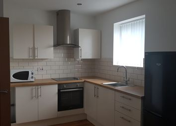 Thumbnail 1 bed flat to rent in Flat 4, 84 The Kingsway, Swansea